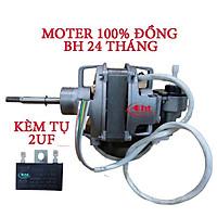 Moter Quạt điện B4 DÂY ĐỒNG 100% -3HT - Hàng chính hãng