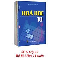 Sách Giáo Khoa Bộ Lớp 10 - Sách Bài Học (Bộ 14 Cuốn) (2021)