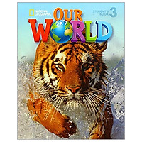 Our World 3 with Student's CD-ROM: British English (Our World British English)