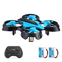 Máy bay đồ chơi mini 3D JJRC H83 RC điều khiển tốc độ lật cho bé trai