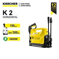 Máy Phun Rửa Áp Lực Cao Karcher K2 Horizontal
