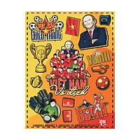 Hình dán cao cấp - Premium Sticker - Việt Nam Chiến Thắng