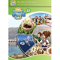 i-Learn Smart World 7 Phần mềm trò chơi tương tác