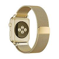 Dây đeo thay thế Apple Watch 42mm / 44mm Chính hãng Coteetci thép không ghỉ - Hàng chính hãng