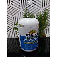 Nature's Way Fish Oil 1000mg - Viên uống bổ sung Omega 3 cho cơ thể
