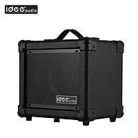 IDEEAUDIO AA-1 Portable Desktop Electric Guitar Speaker Amplifier Wireless BT 10 Watt Combo Amp Black EU Plug