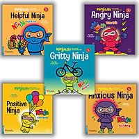 Combo Trọn Bộ 5 Cuốn: Ninja Nhí - Rèn Luyện Tư Duy Tích Cực