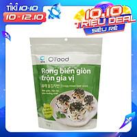 Rong Biển Sấy Giòn Trộn Gia Vị Ăn Liền O'Food (Gói 30 Gram)