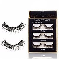 Lông mi chồn 3 Fashion Eyelashes 3 Faux (Dày mi L3)
