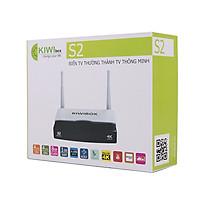 Đầu Android Tivi Box Kiwi S2 - Tặng chuột không dây - CHÍNH HÃNG