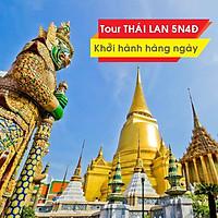 Tour Thái Lan: Bangkok - Pattaya - Đảo Coral 5N4Đ Khởi Hành Hàng Ngày & Lễ/Tết