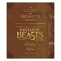 Harry Potter: The Case of Beasts: Explore the Film Wizardry of Fantastic Beasts and Where to Find Them (Hardback)