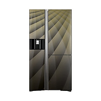 Tủ lạnh 3 cửa Hitachi Inverter 569 Lít R-FM800XAGGV9X(DIA) - Hàng chính hãng (chỉ giao HCM)