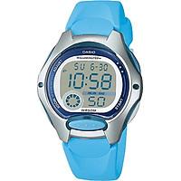 Đồng hồ nữ dây nhựa Casio LW-200-2BVDF