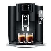 Máy pha cafe tự động JURA E8 Black - Hàng chính hãng