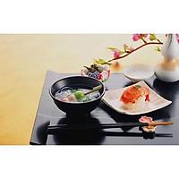 Bát ăn cơm phong cách Nhật nhiều màu xuất khẩu- MẪU TRÒN BÓNG