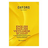 Từ điển Anh - Anh - Việt (Bìa Vàng Cứng)