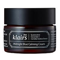 Kem Dưỡng Phục Hồi Da Ban Đêm Klairs Midnight Blue Calming Cream 30ml