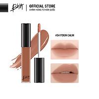 Combo Feign Love: 01 Last Velvet Lip Tint Version 8 + 01 Last Velvet Lip Tint Asia Edition #A3 Chiangmai Chili tặng 01 hộp quà đựng son + 01 gương