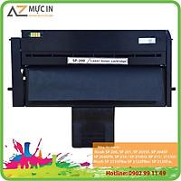 Hộp mực SP200 dùng cho máy in Ricoh Sp 200, Sp210, Sp212 chất lượng, đậm đẹp in được 1500 trang