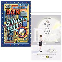 Combo 2 cuốn: Bạn không thông minh lắm đâu+ 999 lá thư gửi chính mình