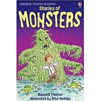 Usborne Young Reading Series One: Stories of Monsters