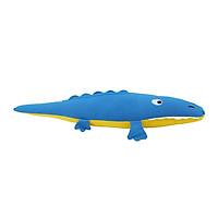 Gối Ôm Hình Con Cá Sấu Hometex - Xanh Đậm (95 x 30 cm)