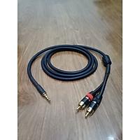 Bộ dây 3.5 ra 2 AV chính hãng Monster dài 1.5 mét