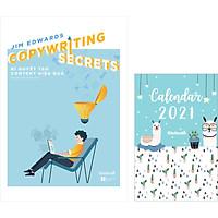Copywriting Secrets - Bí Quyết Tạo Content Hiệu Quả(Tặng Kèm Lịch Zigzag 2021 Độc Quyền)