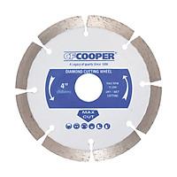 Lưỡi cắt kim cương turbo 105x1.2x20mm Cooper DWT4M - DWT4M