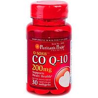 Thực phẩm bảo vệ sức khỏe tim mạch Q-SORB Co Q-10 200 mg (30 viên)