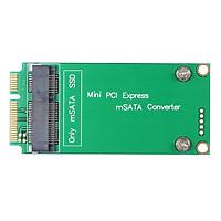 Thẻ Chuyển Đổi Mini PCI Express Sang mSATA Cho Thẻ Asus Riser