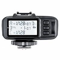 Điều khiển đèn Godox X1T-C-TTL 2.4G Wireless Flash Trigger cho Canon  - Hàng nhập khẩu