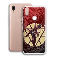 Ốp lưng dẻo cho điện thoại Vivo V9 - Y85 - 01113 0515 FUNNY04 - Hàng Chính Hãng