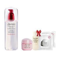 Bộ sản phẩm Nước làm mềm da dưỡng ẩm sâu Shiseido Treatment Softener Enriched 150ml