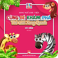 Song Ngữ Anh - Việt CBKPTGXQ - Số Đếm