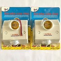 Bộ 2 đui đèn cảm ứng hồng ngoại TP286-2