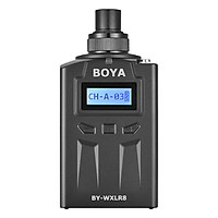 Bộ Phát Sóng Gắn Cho Micro XLR Boya BY-WXLR8 - Hàng Chính Hãng