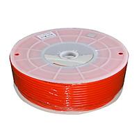 Cuộn dây ống dẫn khí nén PU 4x6 mm Đỏ