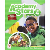 Academy Stars Level 4 Pupils Book Pack
