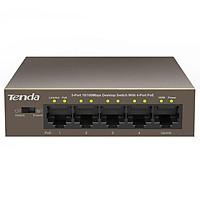 Switch 5 Port 10/100M Tenda TEF1105P - Hàng chính hãng