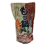 Nước súp lẩu vi motsu (nước tương) hàng nội địa Nhật Bản