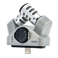 Máy ghi âm cho điện thoại IPHONE IPAD ZOOM IQ6