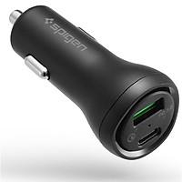 Sạc Ôto Qualcomm Quick Charge 3.0 USB-C Car Charger - Hàng Chính Hãng