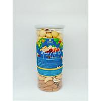 Hỗn hợp Mixed Nuts 5 loại hạt tách vỏ Fonut Hũ 500g ( hạt óc chó đỏ / Vàng, hạnh nhân,mắc ca,điều)