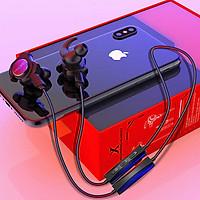 Tai nghe Bluetooth X-PRO chuyên game di động PUBG, RULES OF SURVIVAL NTh - Màu ngẫu nhiên - Hàng nhập khẩu