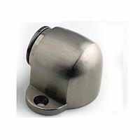 Hít nam châm thấp 30mm KẼM NHÁM 2mm gắn nền, giữ cửa mở tránh va đập