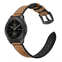 Dây da Hybrid cho Galaxy Watch Active, Galaxy Watch 42 Size 20mm