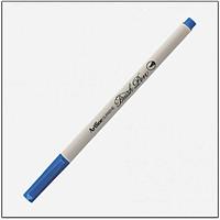 Bút lông đầu cọ viết calligraphy Artline Supreme Brush EPFS-F - Màu xanh dương (Blue)