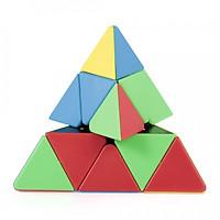 Rubik Tam Giác Cho Người Mới Bắt Đầu Nhiều Màu